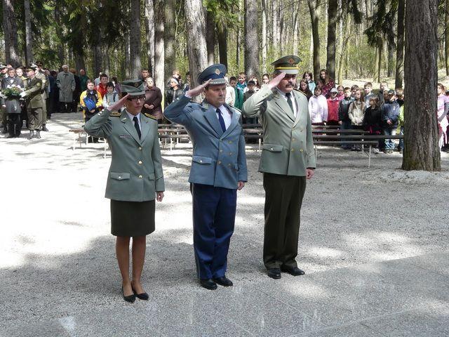 Oslavy 66. výročia oslobodenia mesta trenčín 2